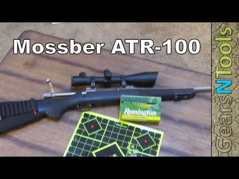 Mossberg ATR 100 30-06 Rifle Review