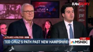 Chris Matthews: 'There is a troll-like quality to Cruz'