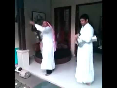 Как арабы стреляют из калаша