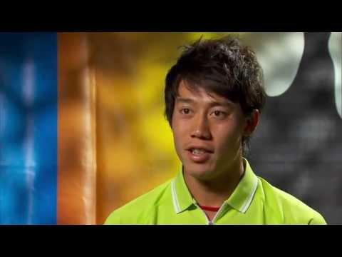 Kei Nishikori interview (1R) - Australian Open 2015