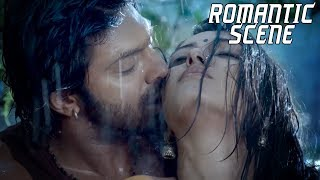 Happy Birthday Catherine Tresa | 2018 Hindi Dubbed Romantic Scenes | Kadamban Love Scene