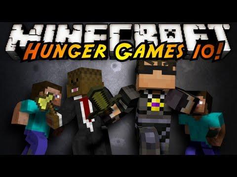 Minecraft Hunger Games : BUTTSAGGINGTON RETURNS!