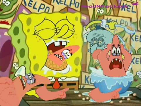 Spongebob Squarepants Twin Bedding Set