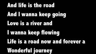 At the Beginning - Anastasia with Lyrics