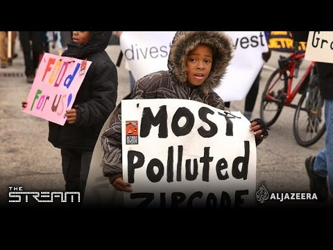 Colour of pollution: Environmental racism