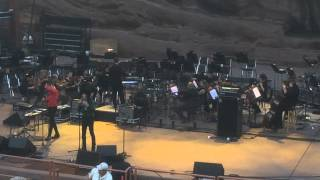 "Ariel Pink - ""Picture Me Gone"" with the Colorado Symphony live at Red Rocks"