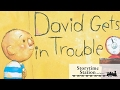 David Gets In Trouble by David Shannon Books for kids read aloud!
