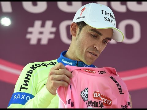 Giro d'Italia Stage 6: Stefano Feltrin (GM Tinkoff Saxo) and André Greipel post race interviews