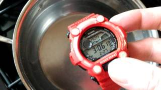 Casio G-Shock G-7900 в кислоте/чистка/стирка. Часть 1.