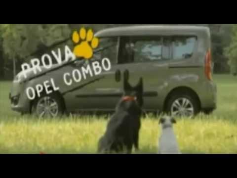 Opel Combo, рекламный видеоролик