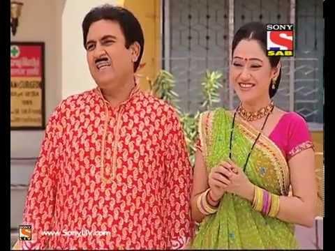 Taarak Mehta Ka Ooltah Chashmah - तारक मेहता - Episode 1524 - 21st October 2014 video