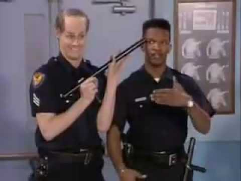 Jim Carey - Police Academy