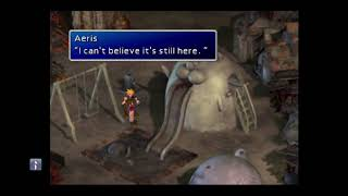 FINAL FANTASY VII with voice over and narration (part 3 )