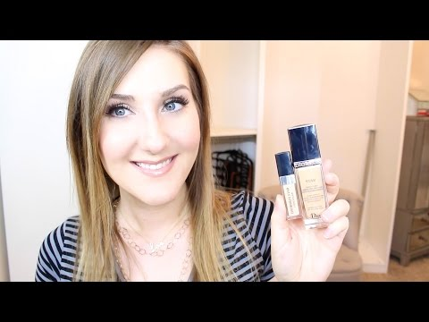 Dior Star Foundation Review & Updated Foundation Routine