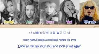 Red Velvet (????) - Ice Cream Cake (Color Coded Han|Rom|Eng Lyrics/sub)