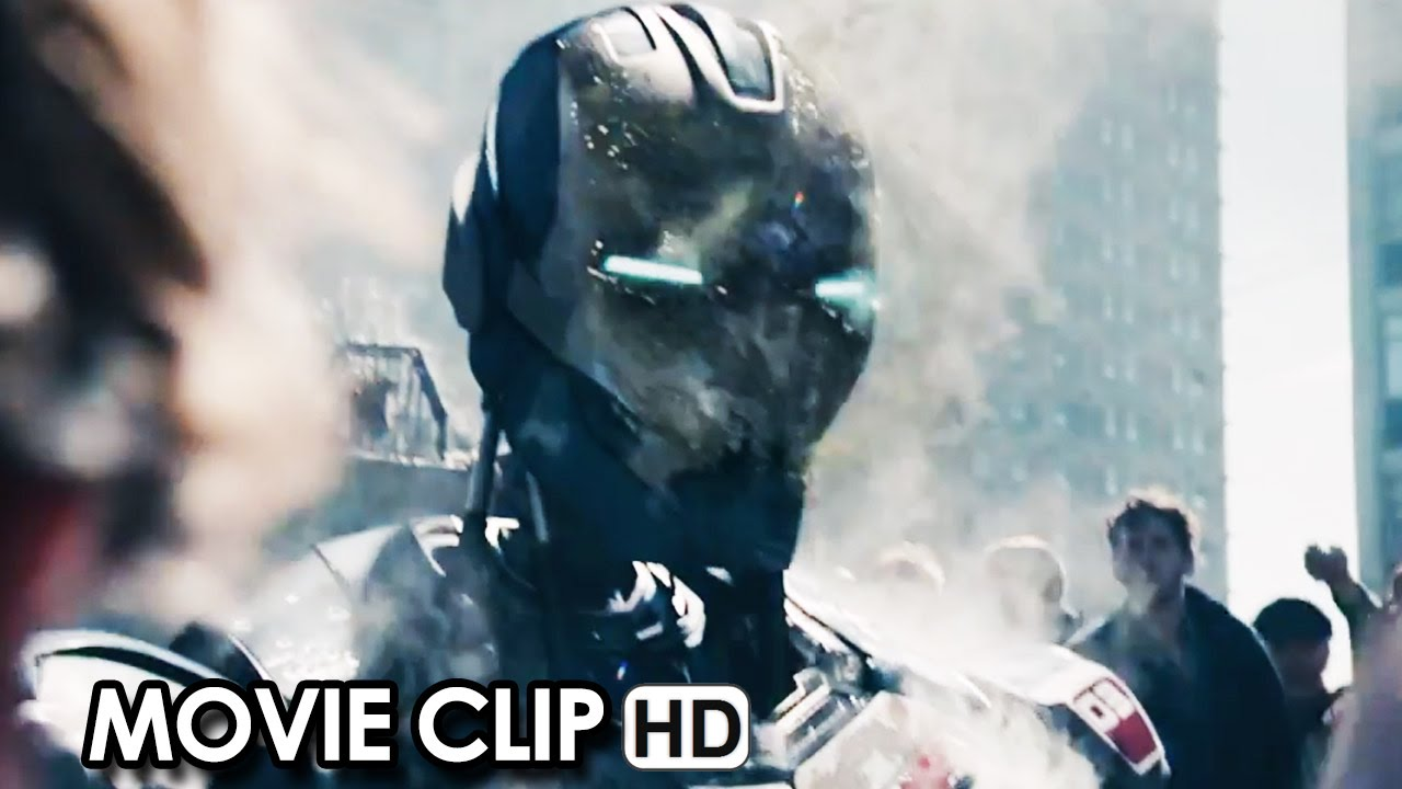 Avengers: Age of Ultron Clip 'Strucker's Surrender' (2015) - DVD Blu-Ray Release [HD]