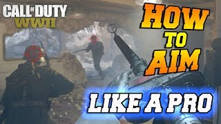 How to AIM better! LIKE A PRO! What YOUTUBERS dont tell you!