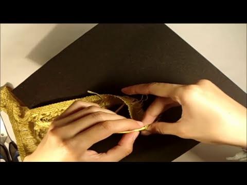 DIY   Birrete para graduación