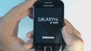 Samsung Galaxy Fit S5670 hard reset