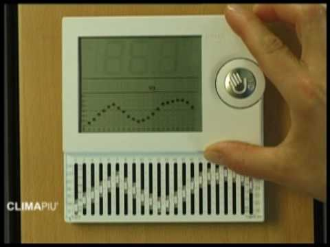 Collegamento alla caldaia cronotermostato touch 3 moduli for Vimar 01910