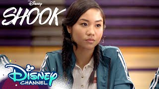 Meet Liberty! | SHOOK | Saturdays on YouTube | Disney Channel