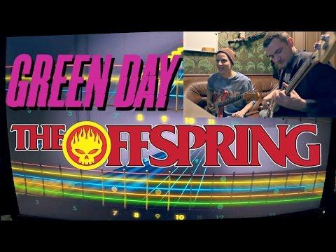 ИГРАЕМ в Rocksmith с КУЗЬМОЙ | The Offspring | Green Day