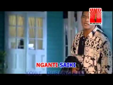Didi Kempot Sri Minggat   Youtube video