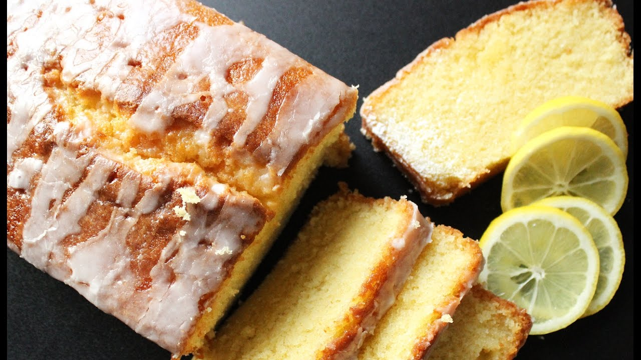 Ethiopia: How to make Lemon Drizzle Loaf | Ethiopian Beauty