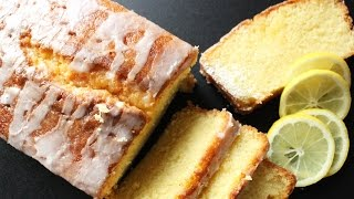 How to make Lemon Drizzle Loaf | Ethiopian Beauty
