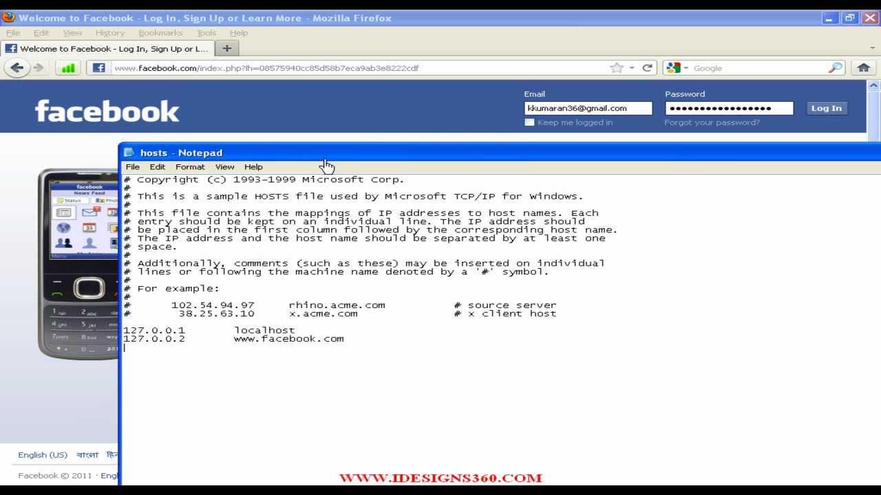 The unblock websites proxy program