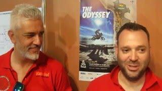 Dakar 2016: Gli Stefanos, equipaggio italiano al via
