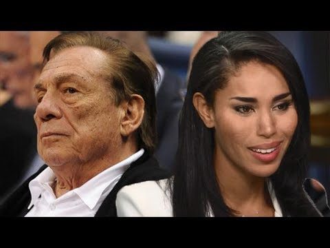 More Racist Donald Sterling Rants? Extortion Charges For His Girlfriend?