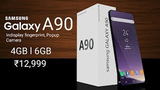 Samsung Galaxy A90 - 48 MP Camera, 5G, Android 9.0 Pie, Price And Specs
