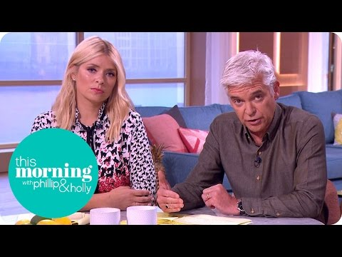 Holly And Phillip Discuss The Cliff Richard Accusations | This Morning