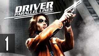 Driver Parallel Lines - Part 1 Walkthrough Gameplay No Commentary