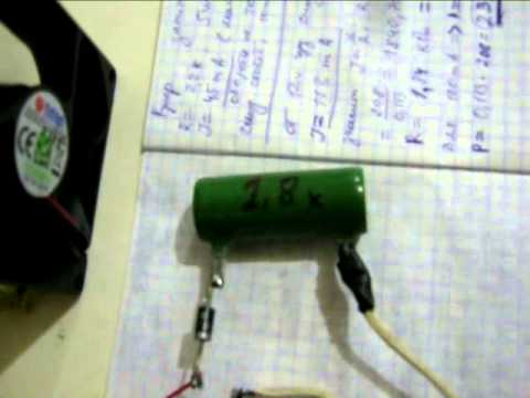 Как сделать индикатор напряжения на 220 вольт