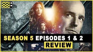 Agents of S.H.I.E.L.D. Season 5 Episodes 1 & 2 Review & Reaction