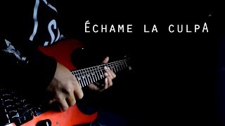 Download Lagu Luis Fonsi, Demi Lovato  Échame La Culpa (Electric guitar cover) By Stevano muhaling Gratis STAFABAND