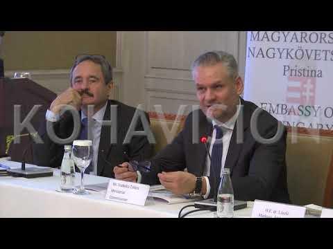 Hungaria tregon përvojën e saj të integrimit evropian para palës kosovare