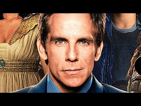 NACHTS IM MUSEUM 3 Trailer #2 & Check | Ben Stiller Robin Williams 2014 [HD]