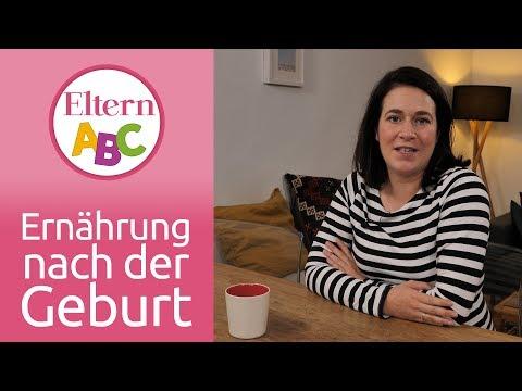 Ernährung nach der Schwangerschaft | Schwangerschaft & Geburt | Eltern ABC | ELTERN