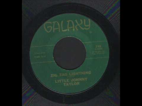 Thumbnail of video Little Johnny Taylor - Zig zag lightning - Mod R&B.wmv