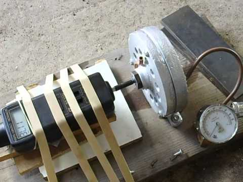 Mini Steam turbine MK2 build - part 3 на сайте doc-lab.ru