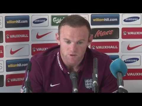 Kapitän Wayne Rooney als