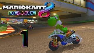 Mario Kart 8 Deluxe ITA [Parte 1 - Trofeo Fungo]