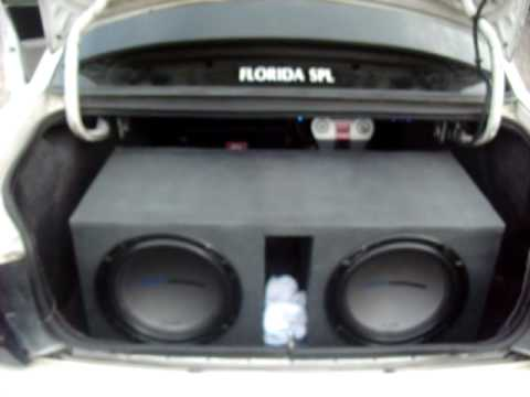 1996 Chevrolet Lumina Ls Sound System 2 12 Mtx Audio