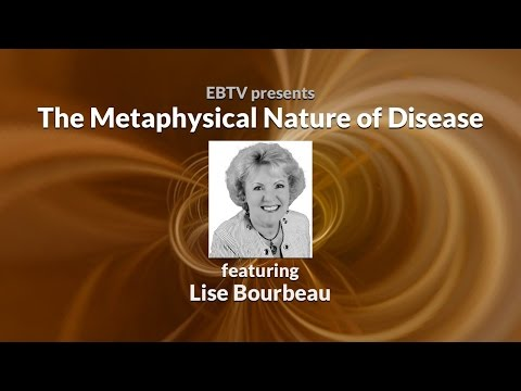 The Metaphysical Nature of Disease