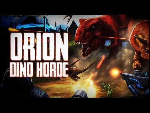 Orion: Dino Horde   Still An Okay-Ish Game