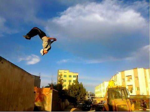 parkour Taourirt 2016 Part 1. Youssef Aissaoui . مواهب تاوريرتية رائعة جدا يستحق المشاهدة
