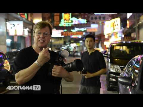 Line of Sight Test Ep 102: Photo on the Go with Joe McNally: Adorama Photography TV